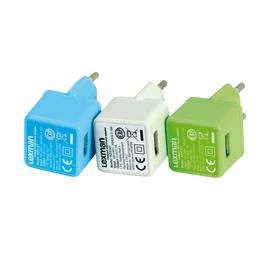 Adattatore USB 10A, Lexman assortito