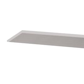 Ripiano Spaceo bianco L 90 - 90 x P 60 x H 1,8 cm
