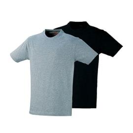T-shirt Kapriol grigio, nero tg. L