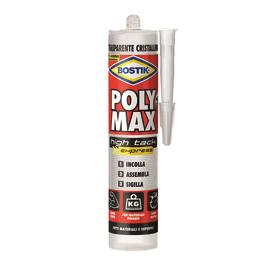 Colla per fissaggio e sigillature poly max high tack express 300 g