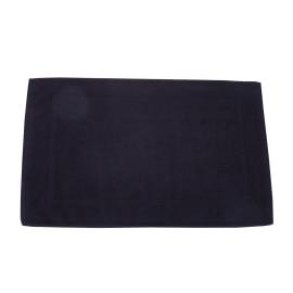 Tappeto bagno Eponge nero