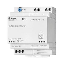 Alimentatore switching Finder Carica batteria 786112302403 4 A