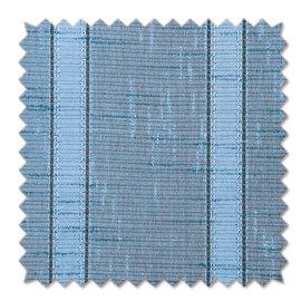 Tendina al taglio Boucle azzurro 40 cm