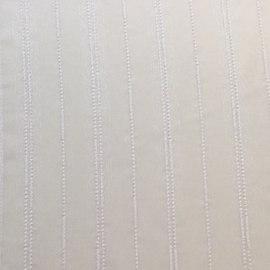 Tendina a vetro per finestra Ikaria bianco 60 x 150 cm