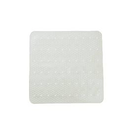 Tappeto antiscivolo doccia Frost trasparente