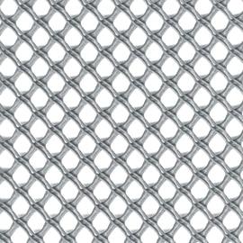 Rete Airy H 1 x L 5 m argento