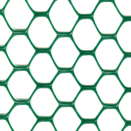 Rete Exagon H 1 x L 3 m verde