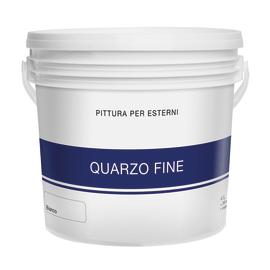 Pittura al quarzo per esterno bianco 4 L