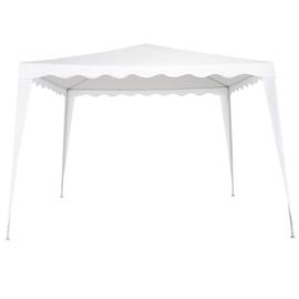 Gazebo Pico copertura bianca 3 x 3 m