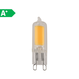 Lampadina LED G9 =25W luce fredda 360°