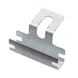 Gancio unione ortogonale 18 x 48 mm