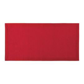 Tappetino cucina Nevra rosso 50 x 80 cm