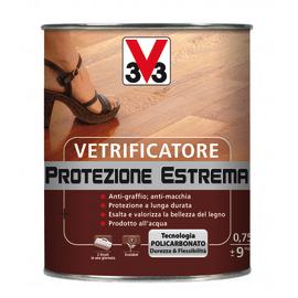 Vetrificatore V33 Protezione Estrema incolore satinato 0.75 L