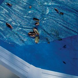 Copertura isotermica 370 x 605 cm per piscina