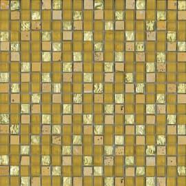 Mosaico Crystal 30 x 30 cm oro