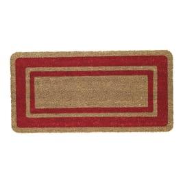 Zerbino Bordo rosso 70 x 140 cm