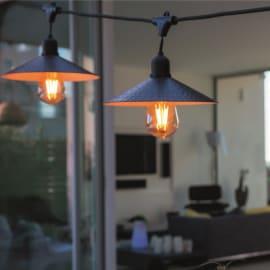 Catena luminosa Vinty 10 lampadine