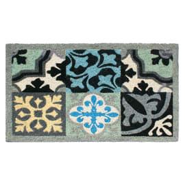 Zerbino Candy azulejos blu 70 x 40 cm