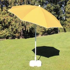 Ombrellone Ø 1,9 m giallo