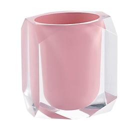 Porta spazzolini Chanelle rosa