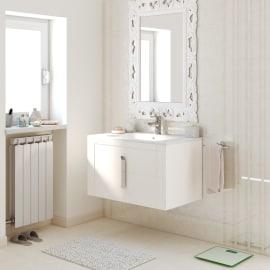 Mobili bagno prezzi e offerte online leroy merlin 2 for Mobile bagno doppio lavabo leroy merlin