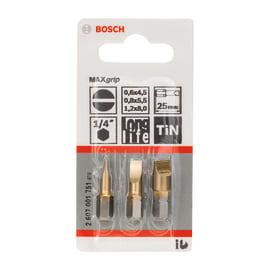 Inserti a taglio 4,5, 5,5, 8 Bosch