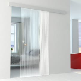 Porta da interno scorrevole Stem 86 x H 215 cm reversibile