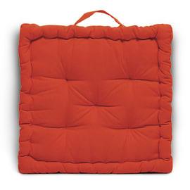 Cuscino Futon Clea Inspire rosso 40 x 40 cm