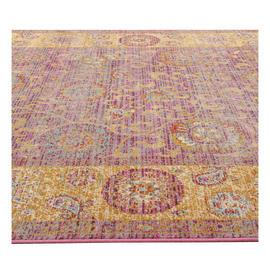 Tappeto Siviglia fucsia 160 x 230 cm