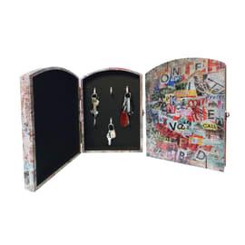 Bacheca porta chiavi 62000 6 posti Fantasia 20 x 7 x 30 cm