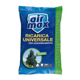 Ricarica sali assorbiumidità Airmax alpina 450 g