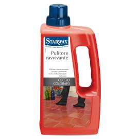 Pulitore Starwax Ravvivante cotto colorato 1 L