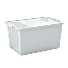 Contenitori e scatole in plastica legno e tessuto prezzi for Leroy merlin contenitori