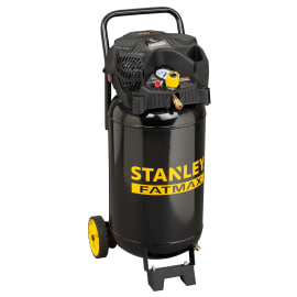 Compressore Stanley FatMax Verticale FMXCM0002E, 2 hp, pressione massima 10 bar