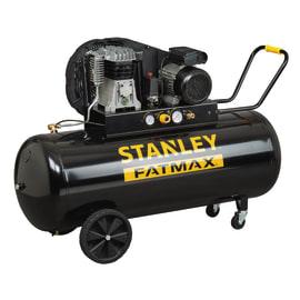 Compressore a cinghia Stanley FatMax B350/10/200, 3 hp, pressione massima 10 bar