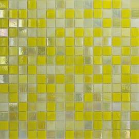 Mosaico Light lemon 32,7 x 32,7 cm giallo