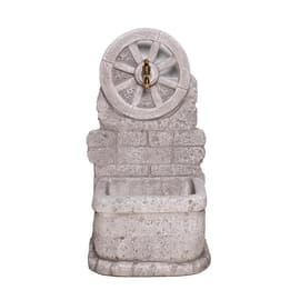 Fontana a colonna Masseria grigia