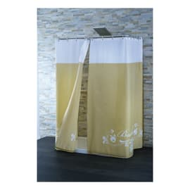 Tenda doccia Bathroom L 180 x H 200 cm