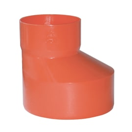 Aumento conico concentrico ø 80/125
