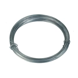 Filo in ferro zincato Ø 2,2 mm x 50 m