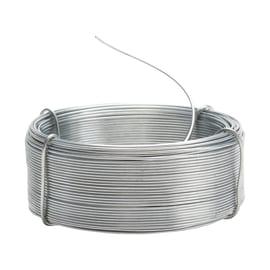 Filo in acciaio zincato Ø 1 mm x 50 m
