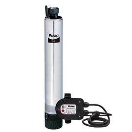 Pompa per acque pulite, per pozzi Flotec Sub 8S Plus Auto