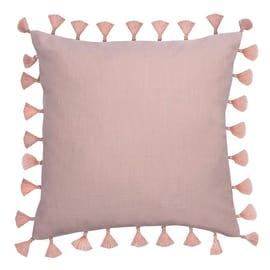 Cuscino Lydie rosa 45 x 45 cm