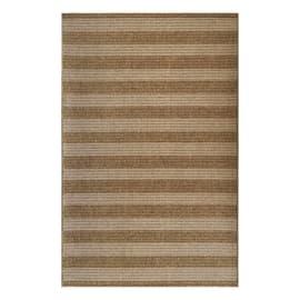Tappeto Cord 1445 N marrone, beige 160 x 230 cm