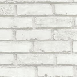 Pellicola adesiva muro bianco 45 cm x 2 m