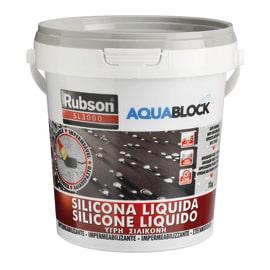 Impermeabilizzante Pavimenti Silicone Liquido grigio 1 kg