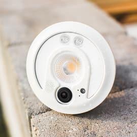 Telecamera IP da esterno/interno fissa Sengled Snap con lampada LED 14W