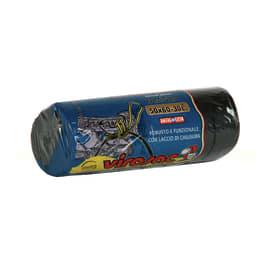 Sacco rifiuti Lacciosac 60 x 50 cm nero 20 pezzi