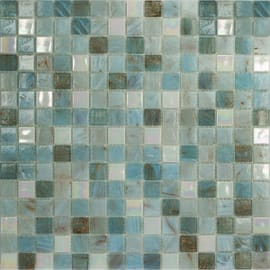 Mosaico Super sky 32,7 x 32,7 cm blu