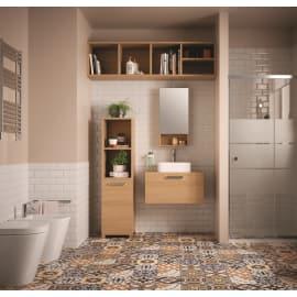 Mobili bagno prezzi e offerte mobiletti bagno sospesi o a for Colonna bagno leroy merlin